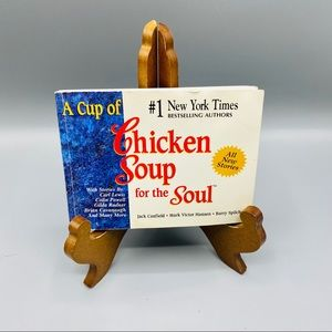 A Cup Of Chicken Soup For The Soul Book